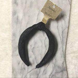 FREE w/purchase Black Knot Headband NWT Gifts